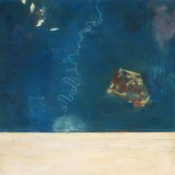 """Wondering Blue"" (sold)"